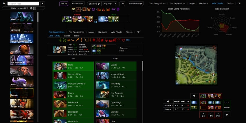 dotapicker preview